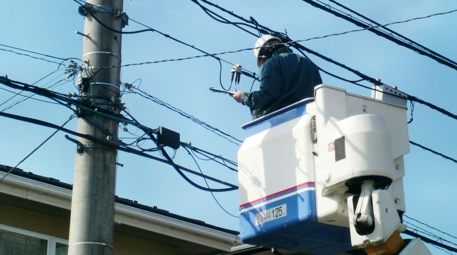 CATV、移動体通信
